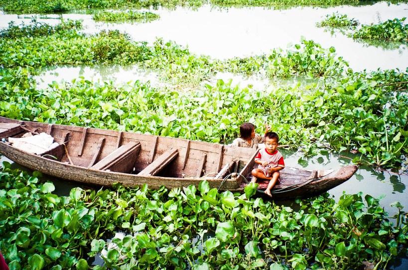 Cambodia Tonle Sap Lake 2