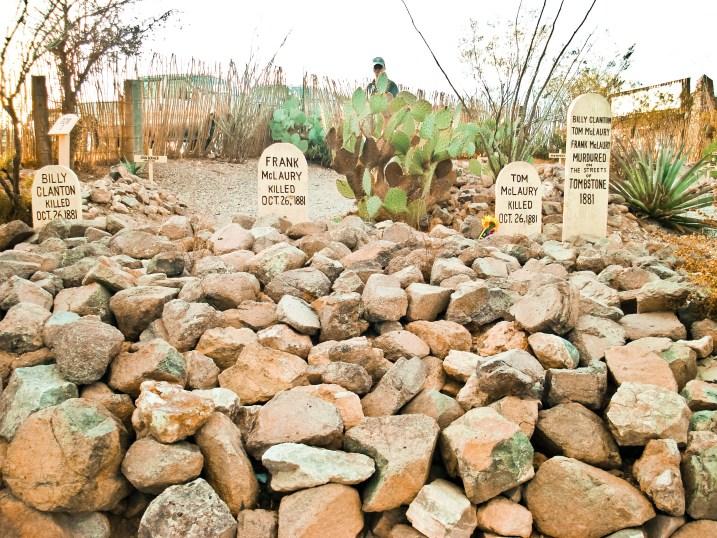 Clanton McLaury tombstone 2