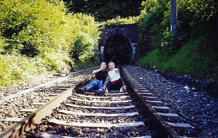 Europe trains