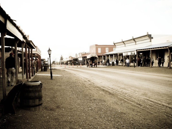 Tombstone Arizona 1