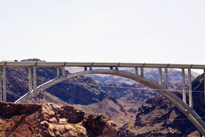 Hoover Dam Bypass Bridge 2