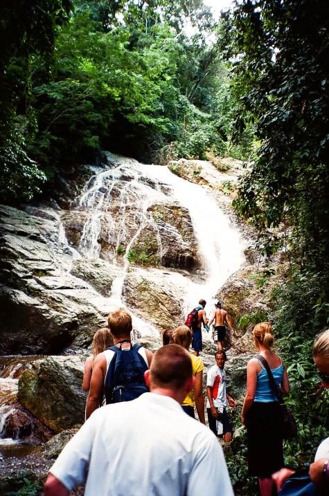 waterfall Venezuela