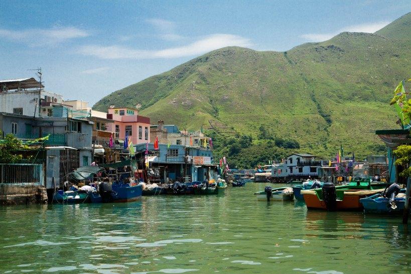 Tai O Fishing Village Lantau Island Hong Kong 1